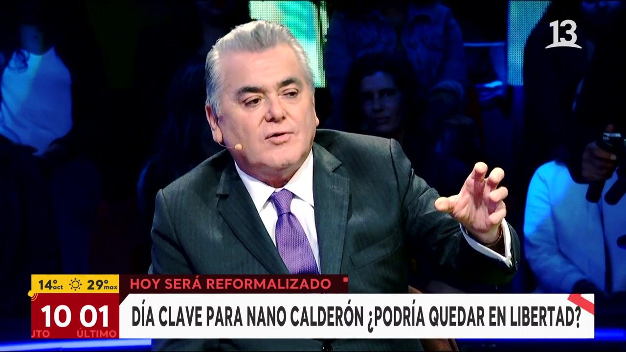 Padre de Nano Calderón