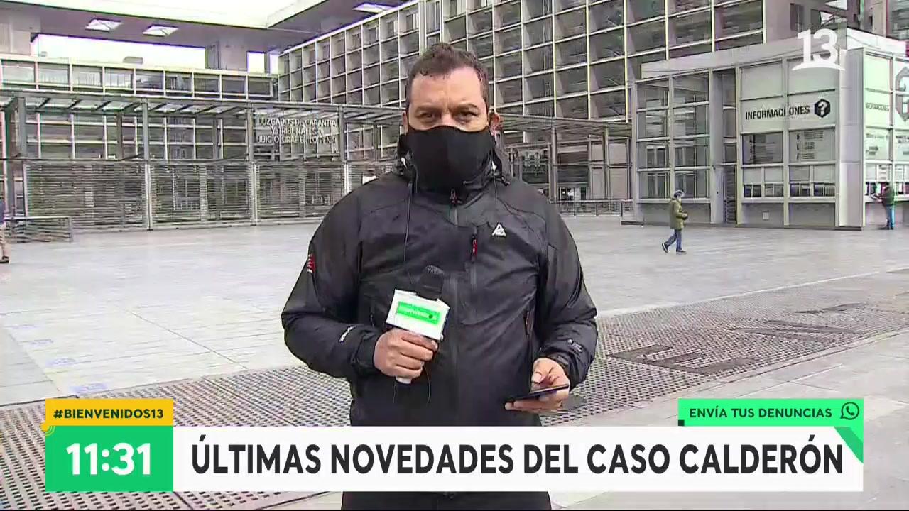 Novedades en caso Nano Calderón