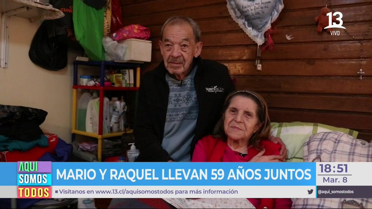 Mario y Raquel