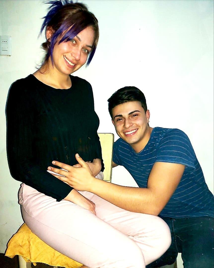 Ingrid Aceiton Embarazada