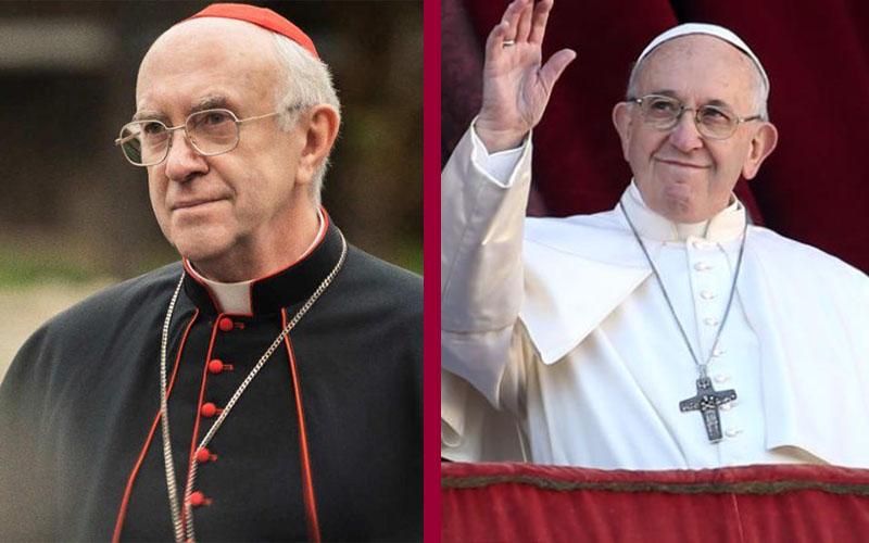 Jonathan Pryce - Papa Francisco