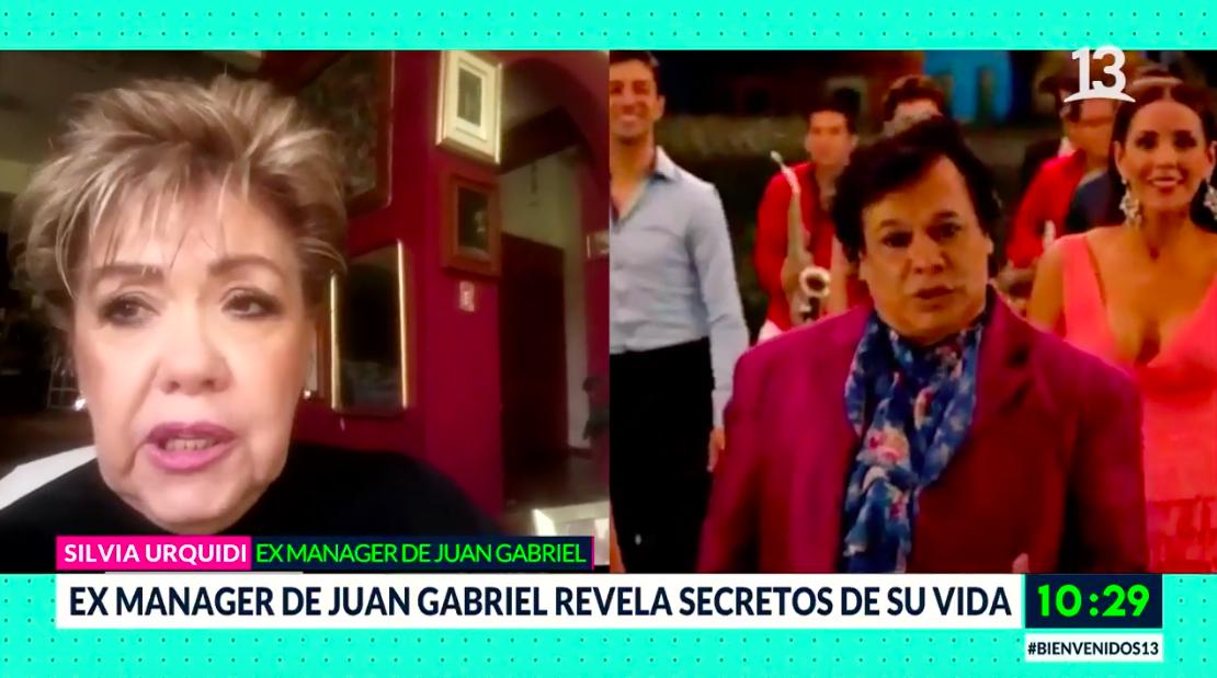 Ex manager de Juan Gabriel reveló secretos de su vida