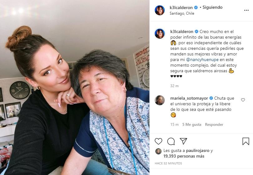 Internan a asesora del hogar de Kel Calderón por ataque cerebrovascular