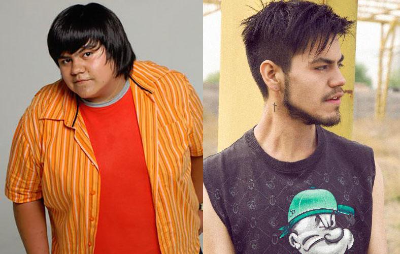 kevin vasquez antes y después