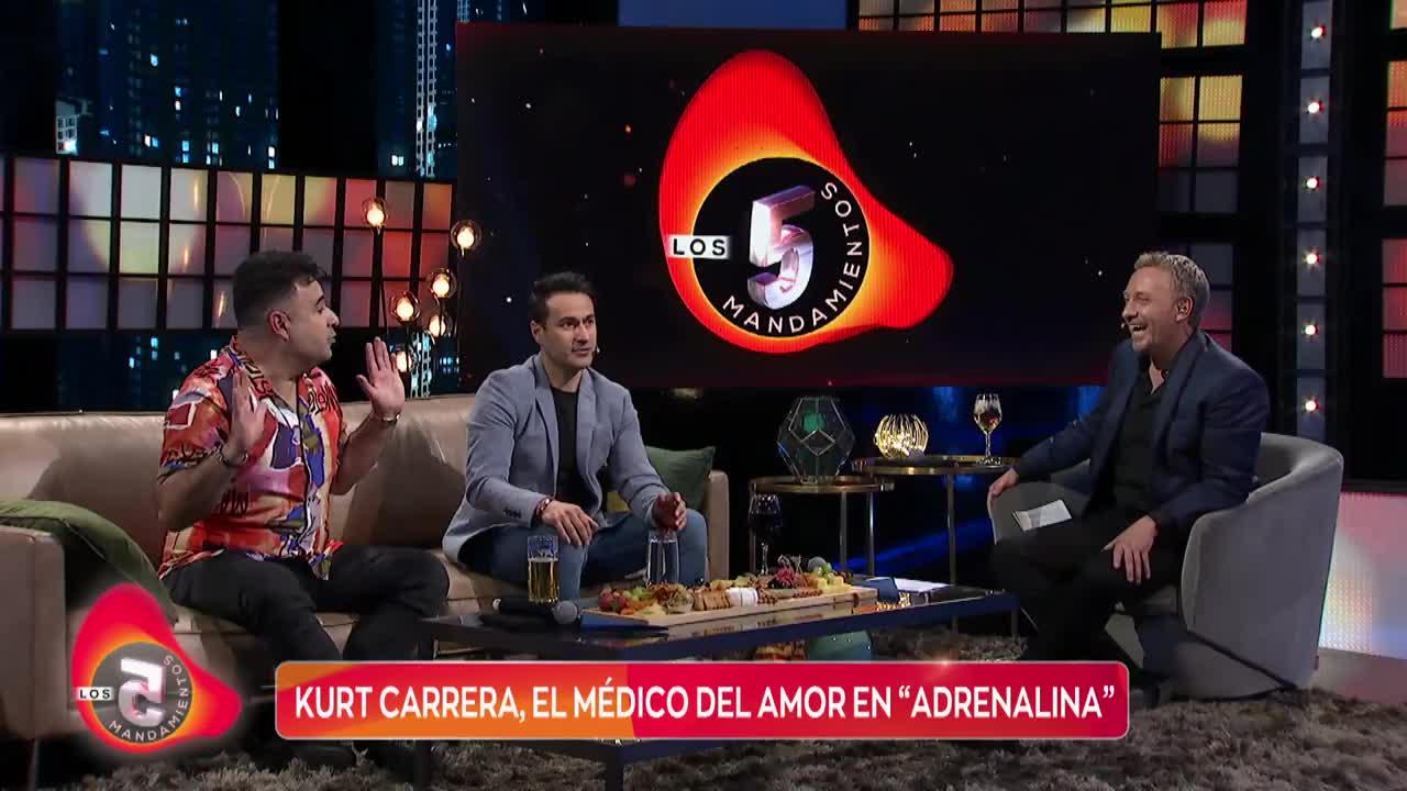 Los 5 Mandamientos / Capítulo 9 / Kurt Carrera y Cristián Henríquez