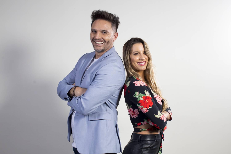 Lucila Vit y Rafael Olarra:  del amor a la animación en Canal 13+