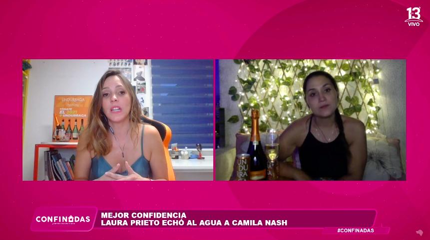 """Laura Prieto y """"Mejor Confidencia"""""""