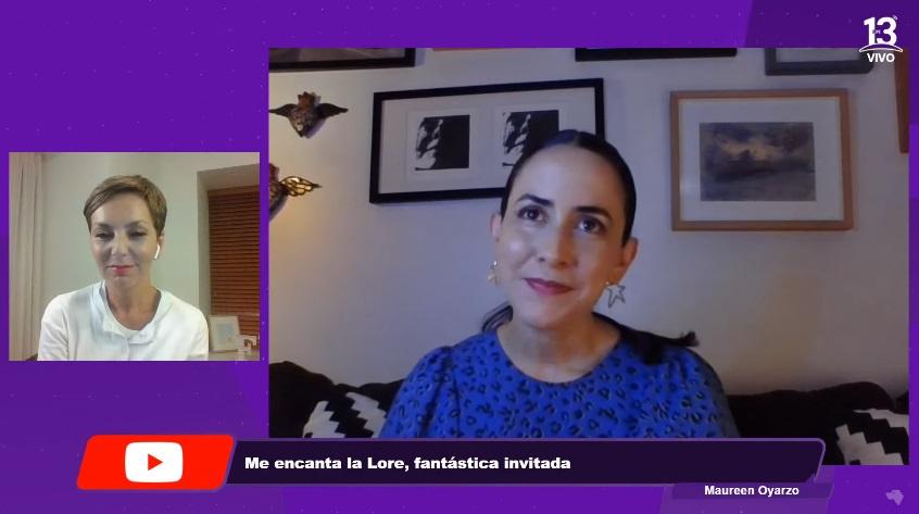Lorena Bosch critica a colegas que ningunean las teleseries
