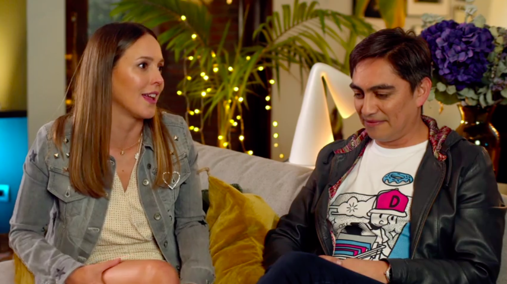 Maly Jorquiera y Sergio Freire relataron cómo fue su petición de matrimonio