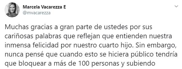 """Marcela Vacarezza enfrenta a mujer que la trató de """"agresiva"""""""