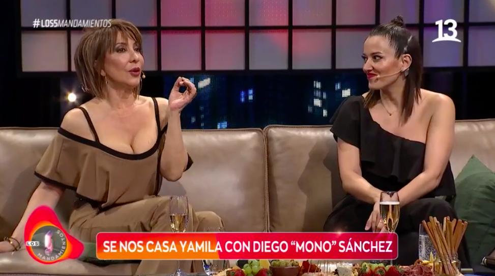"""""""Estoy sintiendo cosas"""": La curiosa actuación de Martín Cárcamo y Cristina Tocco"""