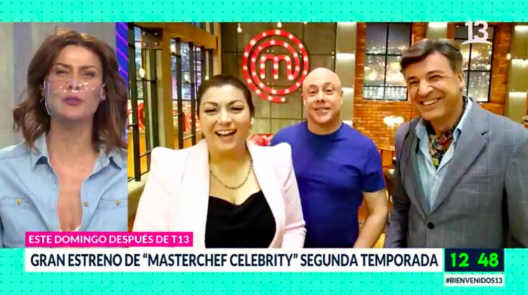 """""""MasterChef Celebrity"""": Jurados adelantaron detalles del estreno"""