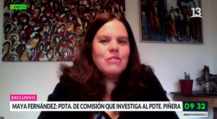 """Maya Fernández y votación de AC: """"No puede haber interés personal por sobre el colectivo"""""""