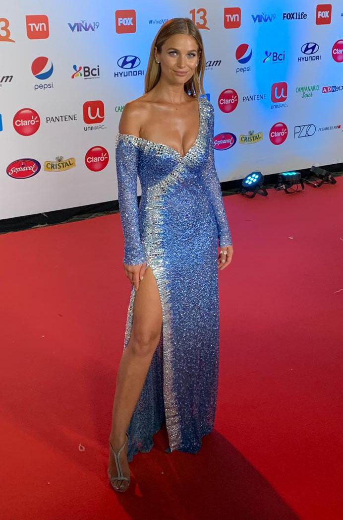 af3690f9e Los mejores looks de la Gala de Viña 2019