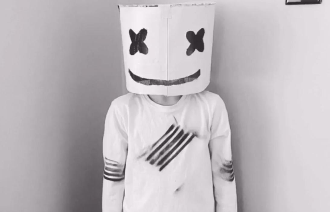 Disfraz de Marshmello