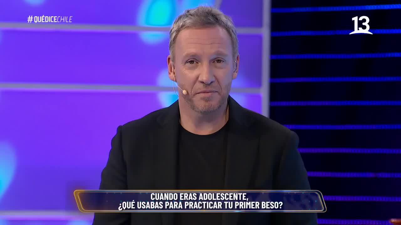 Martín Cárcamo recordó su beso con Ricky Martin