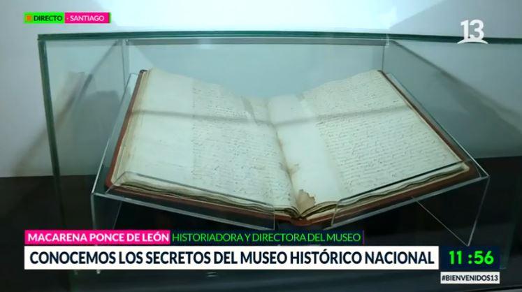 Conoce todos los secretos del Museo Histórico Nacional