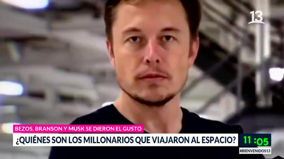 Conoce a los multimillonarios que viajaron al espacio