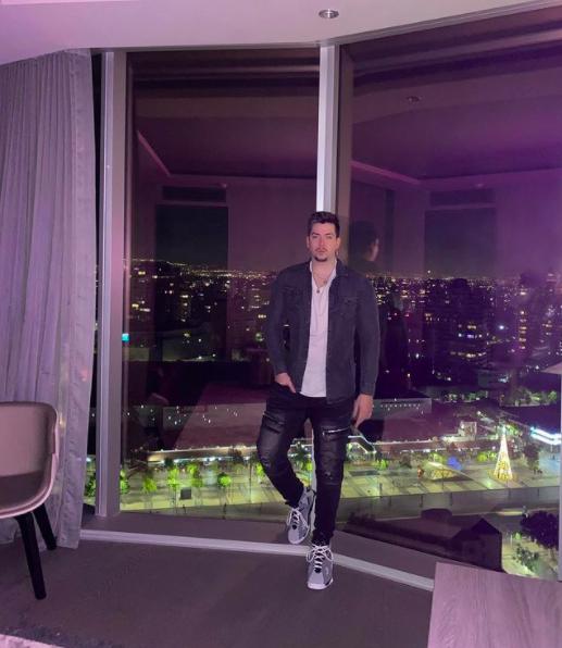 Nano Calderón en Instagram