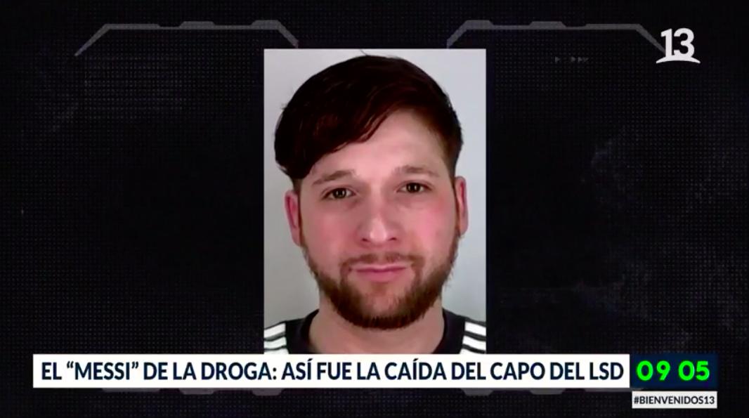"""El """"Messi"""" de la droga: Así fue la caída del capo del LSD"""