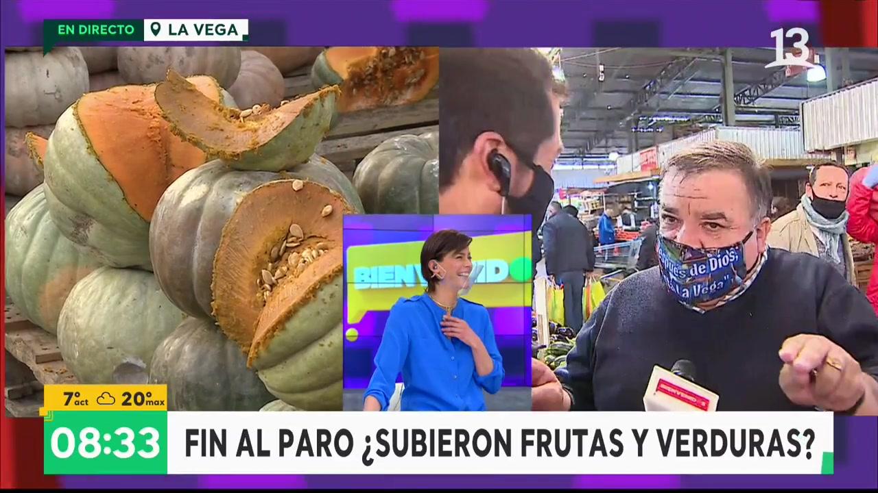 """Notero de Bienvenidos tuvo nuevo """"round"""" con vocero de La Vega"""