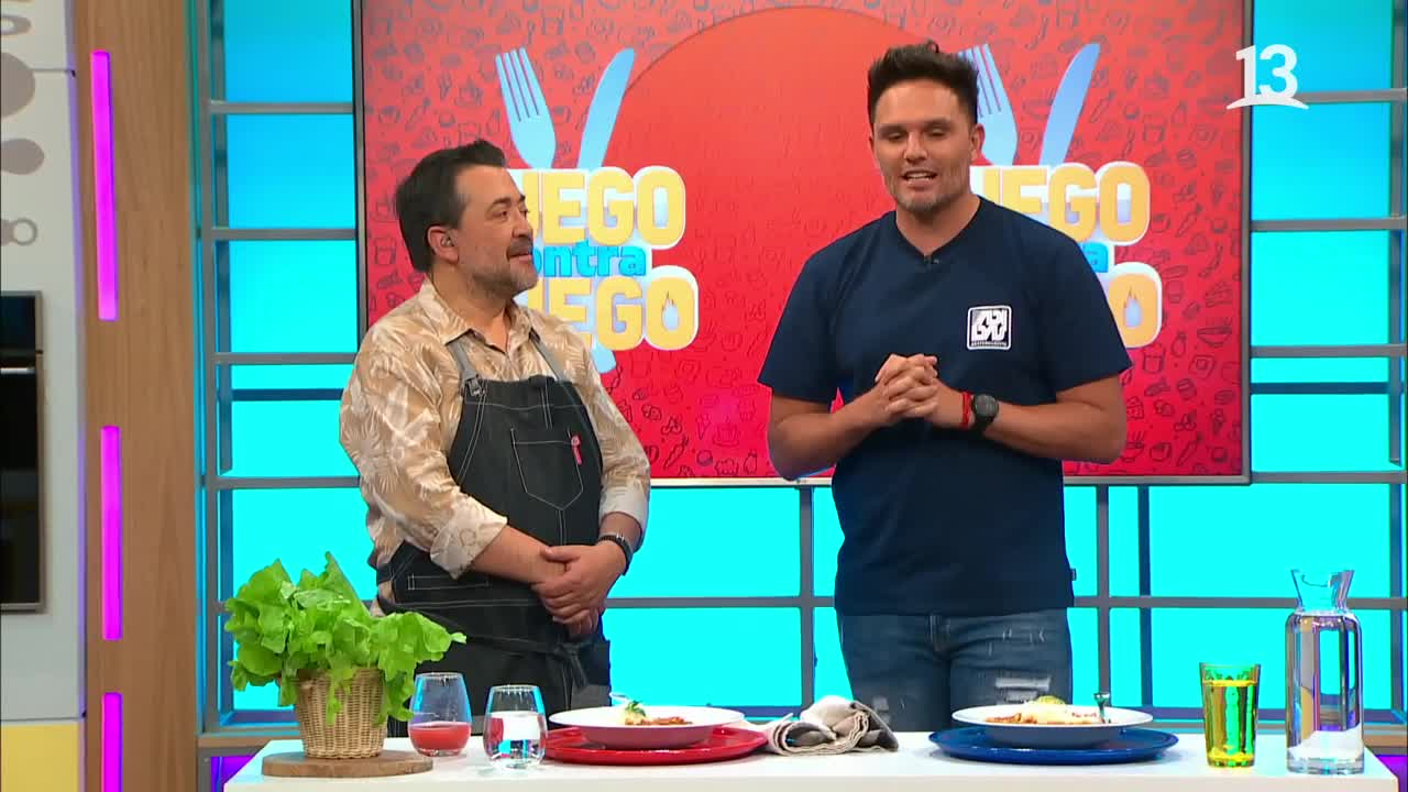Rafael Olarra disfrutó el Tomaticán con Arroz Basmati