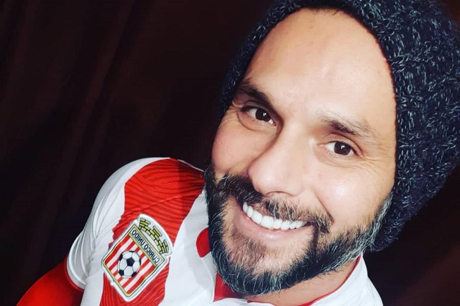 Óscar Garcés alega por no poder vacunarse contra el Covid