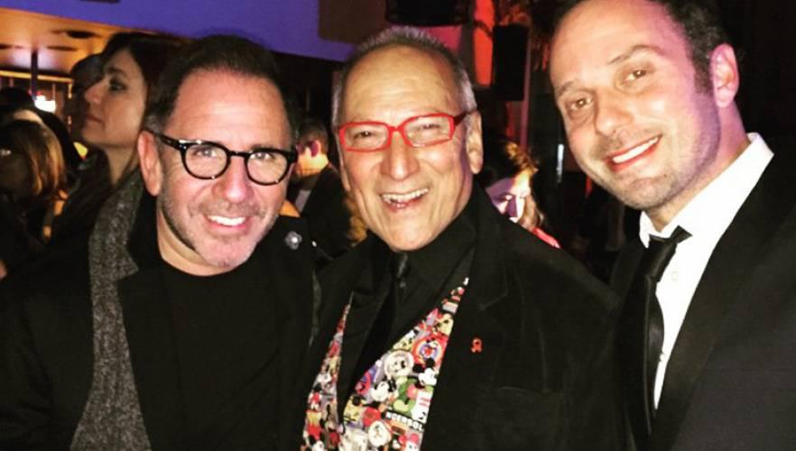 Falleció el estilista Pato Araya por complicaciones del Covid 19