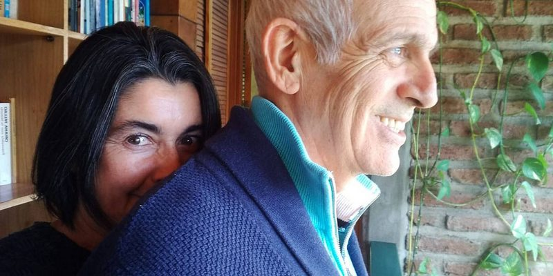 Paulina Urrutia se emociona al hablar del Alzheimer de su marido