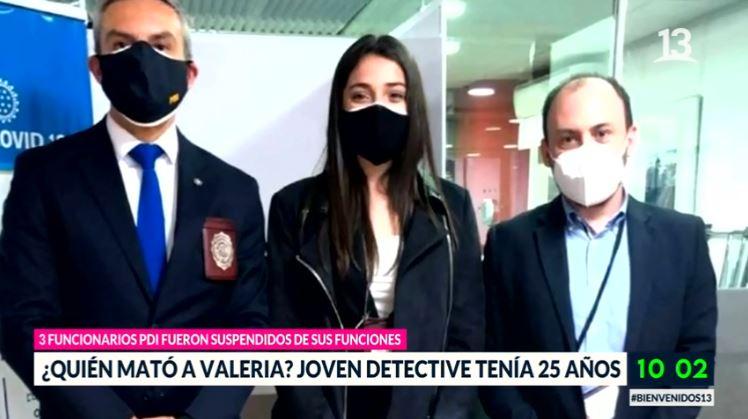 PDI suspende a tres funcionarios por caso de muerte de detective