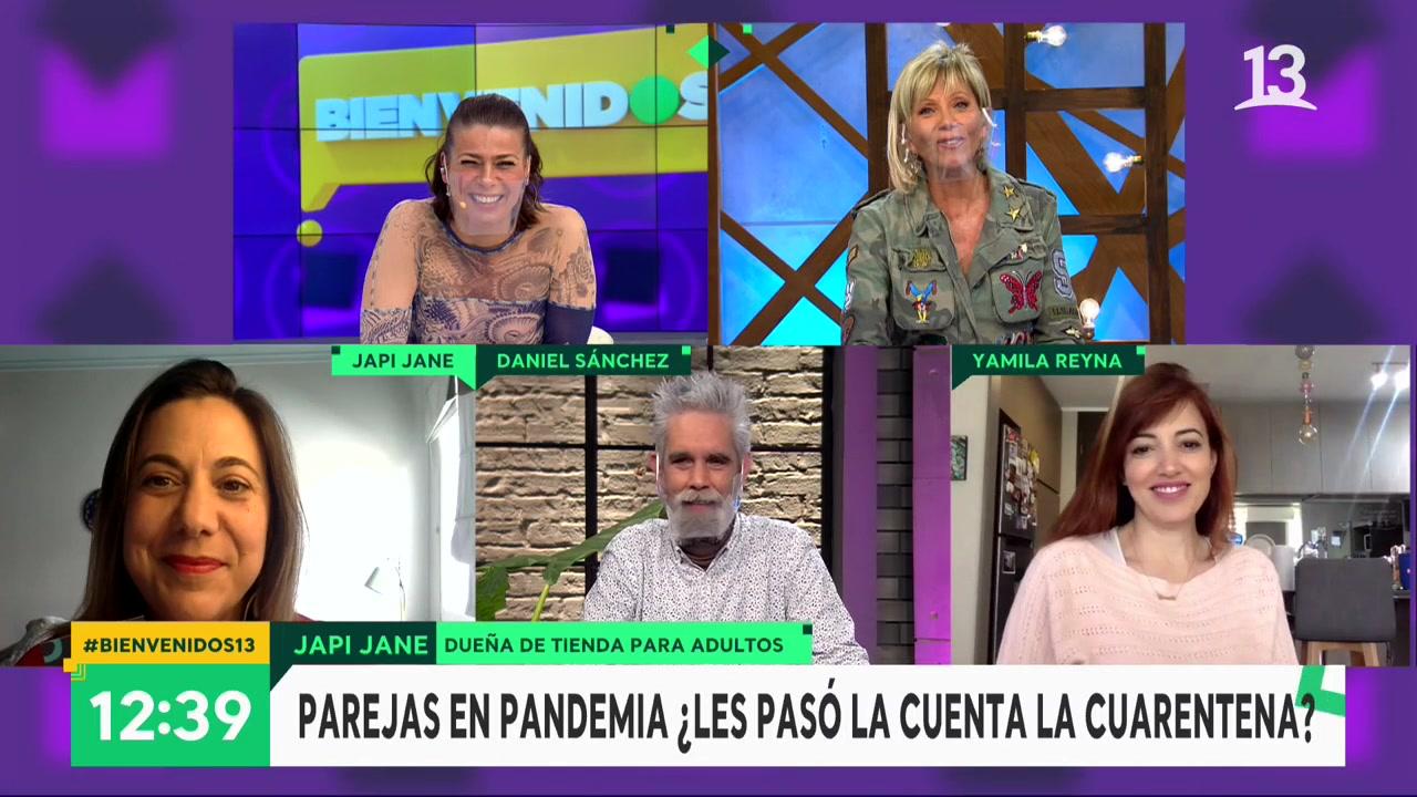 Raquel Argandoña encara a Tonka y Amaro tras pregunta íntima
