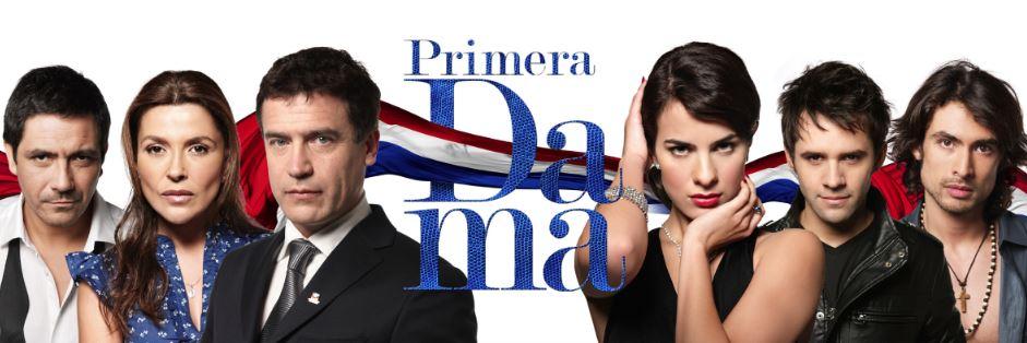 """""""Primera Dama"""" se tomará la señal retro de Canal 13"""