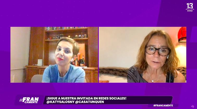 Fran García-Huidobro sobre trabajar junto a JC Rodríguez
