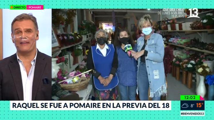 """Raquel Argandoña conoció todos los detalles del """"chanchito del amor"""""""