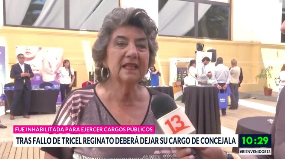 Virginia Reginato deberá dejar su cargo como concejala tras fallo del Tricel