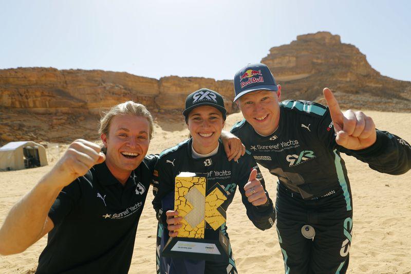 Extreme E Al-Ula Rosberg Team
