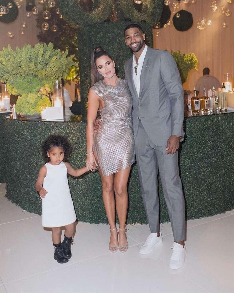 Khloé Kardashian le puso fin a su relación con Tristan Thompson