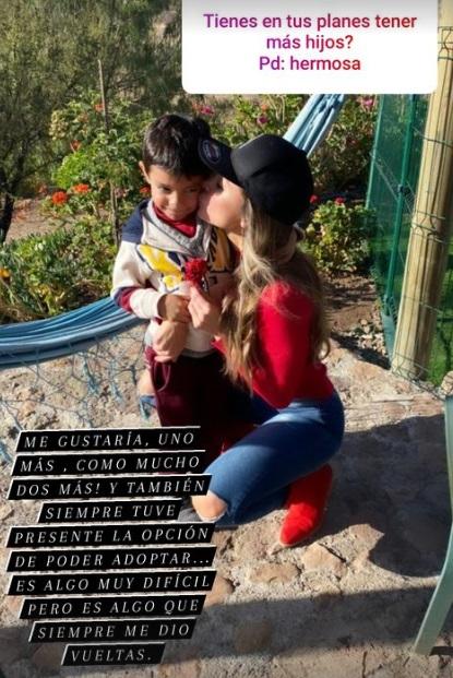 """Sabrina Sosa habla sobre """"su corazón"""" tras quiebre sentimental"""