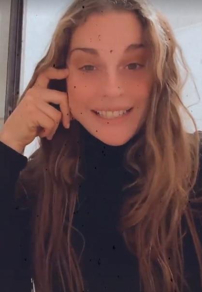 Tanza Varela enseña su cabello tras someterse a tratamiento