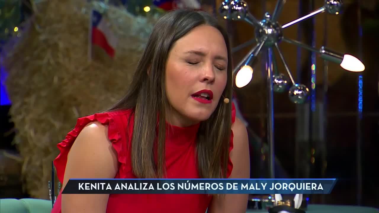 """Maly Jorquiera: """"Me llevo mejor con mi mamá muerta que viva"""""""