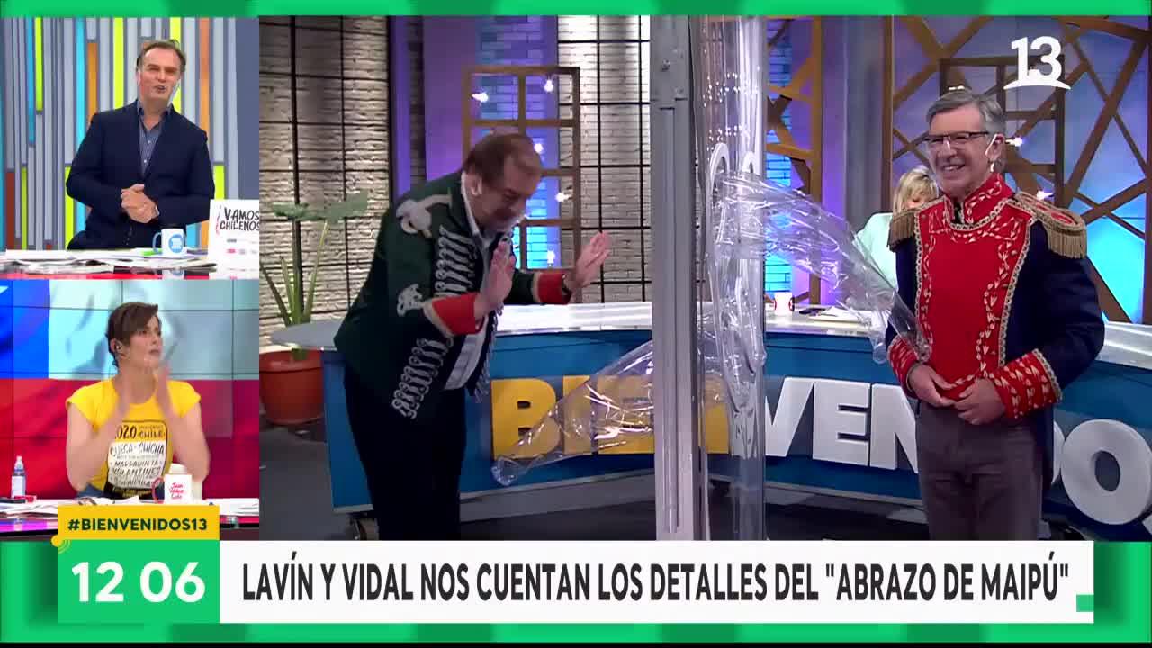 """""""No tenía guata"""": La broma que Polo Ramírez le hizo a Francisco Vidal"""