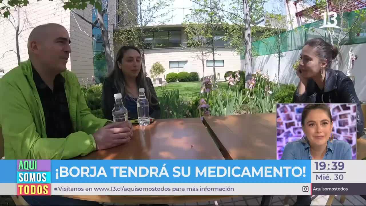 Papás de Borja anuncian que consiguieron el medicamento para su hijo