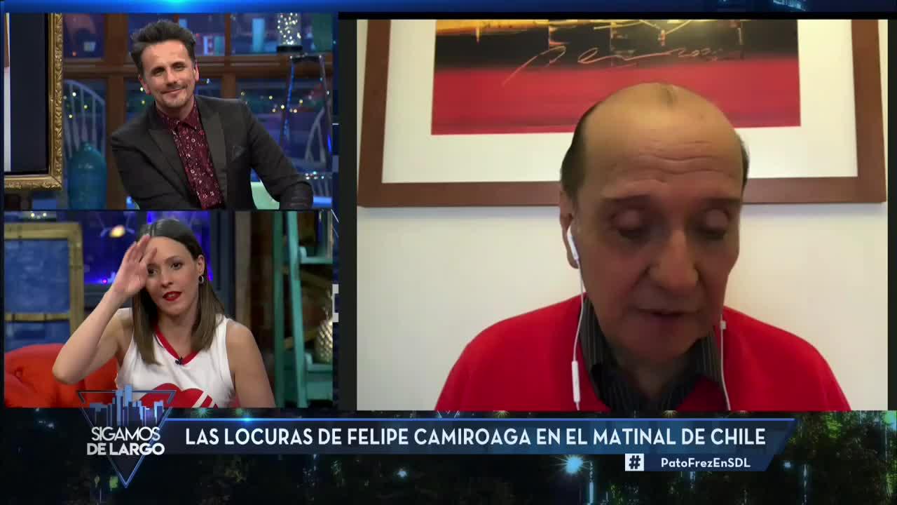 Patricio Frez revela desconocido gesto de Tonka Tomicic