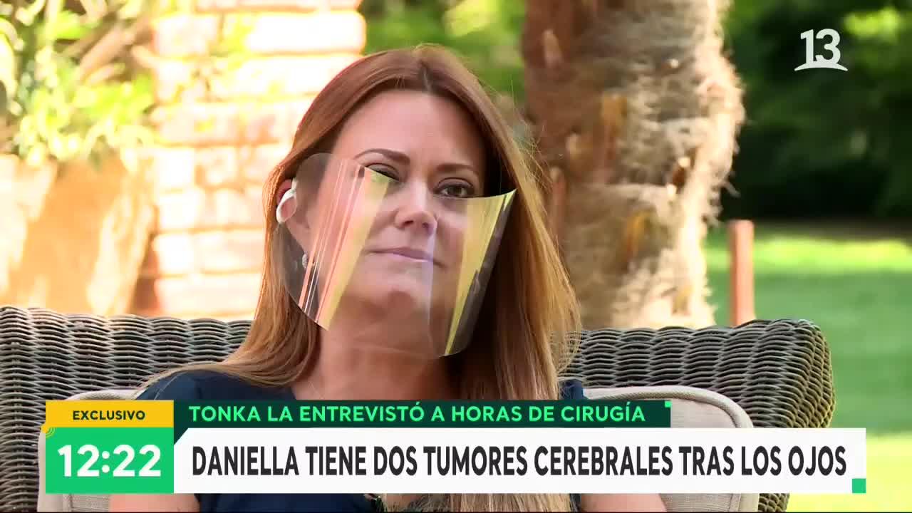 Daniella Campos confiesa su relación actual con Denisse, su hermana