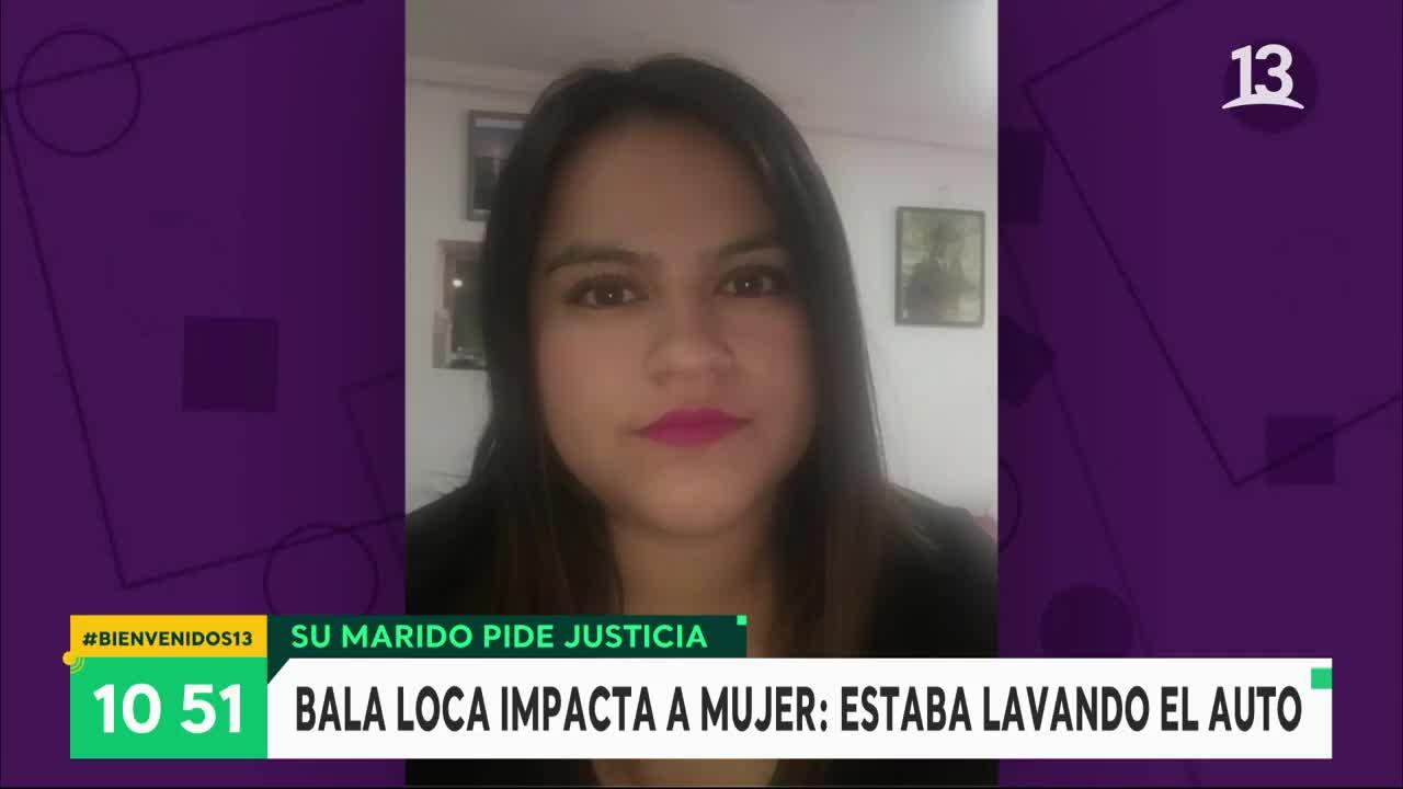 """""""Hasta cuándo"""": El descargo de Raquel Argandoña por la delincuencia"""