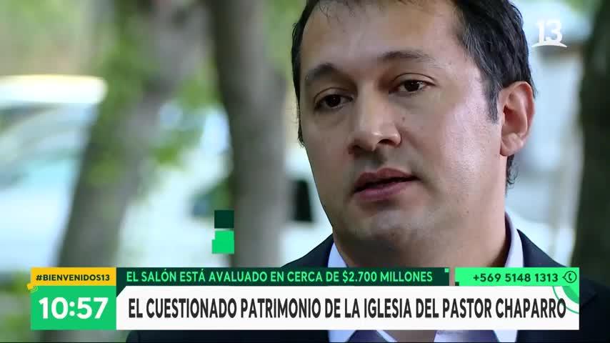 pastor Chaparro