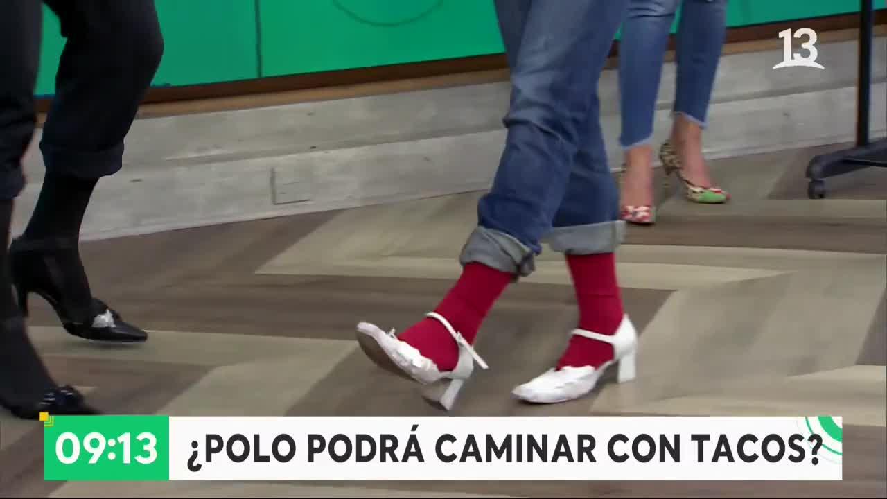 """Amaro Gómez-Pablos y Polo Ramírez se pusieron tacos en """"Bienvenidos"""""""