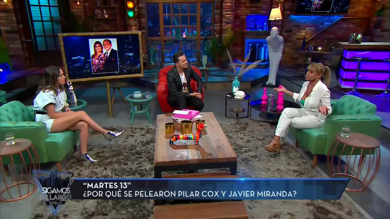 Pilar Cox desclasifica la verdad de su pelea con Javier Miranda