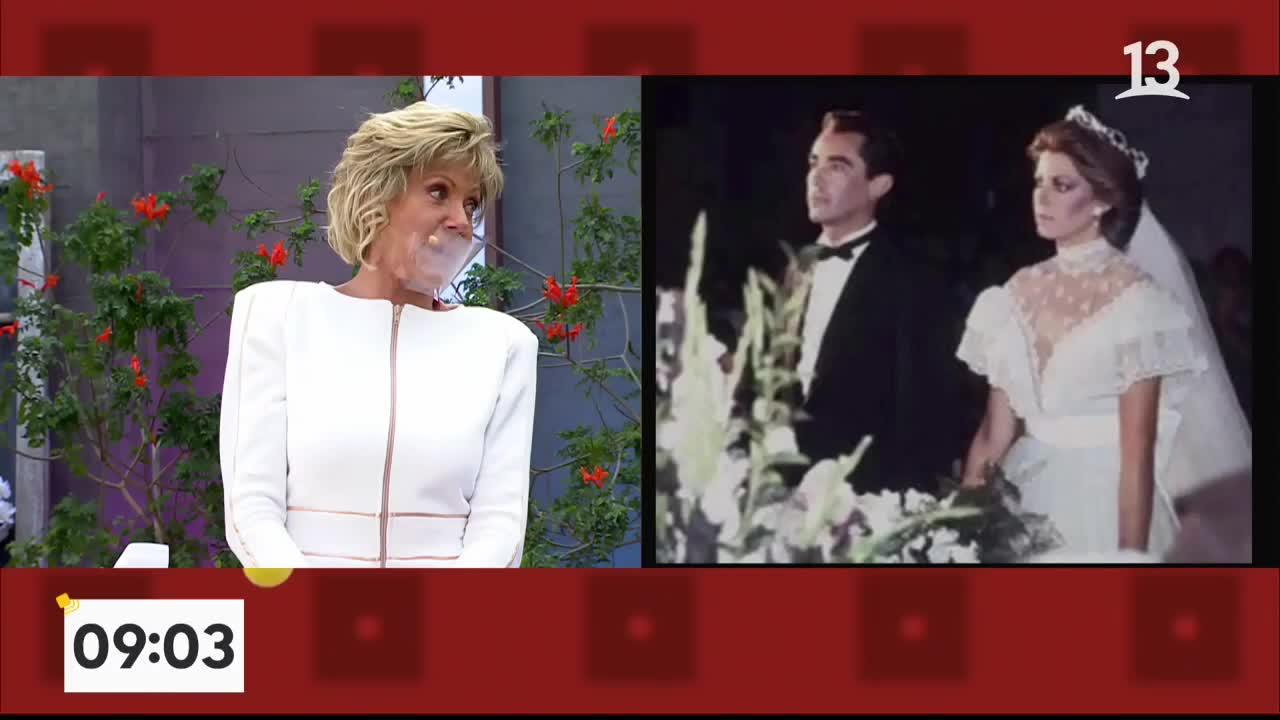 Raquel Argandoña reacciona a icónicos momentos de su pasado