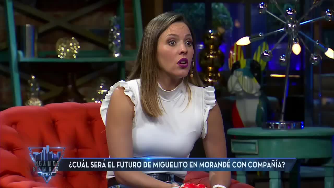 """Miguelito revela su complejo momento en """"Morandé con Compañía"""""""